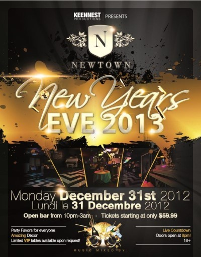 New York New Years Eve Packages