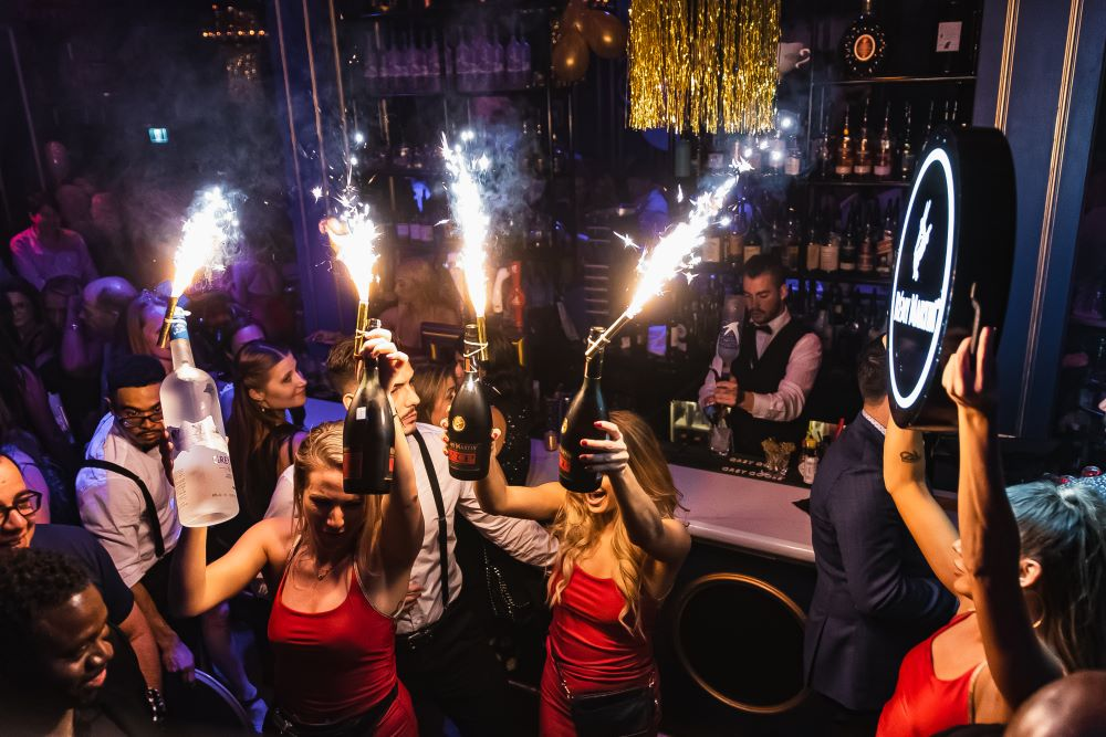 Buy BORD'ELLE New Years Eve 2021 tickets - NO SERVICE FEES ...