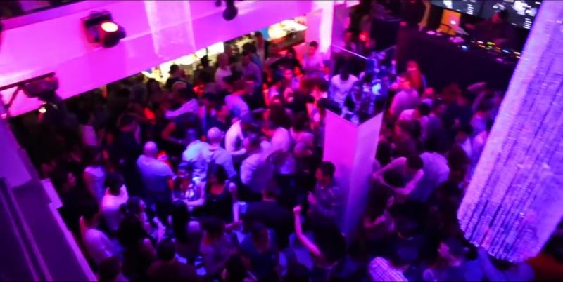 New Year's Eve Party Jet Nightclub 2013 Montreal Quebec